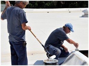 EPDM roofing solution