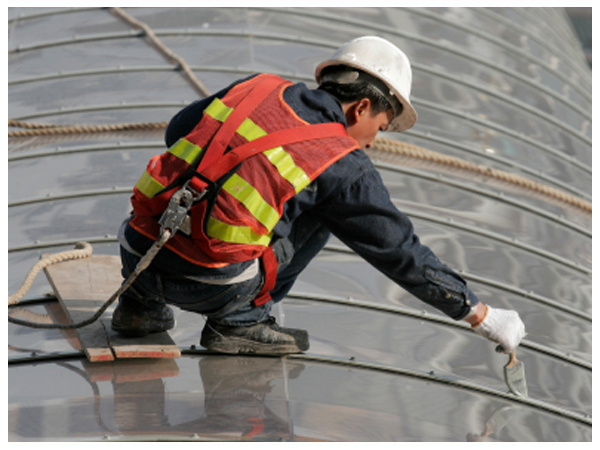 Liquid Rubber for Residential and Commercial Roofs