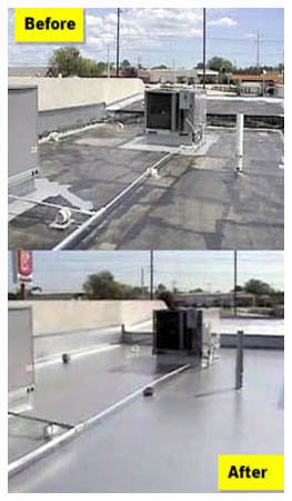 Liquid EPDM, EPDM Liner, Metal Roof Leaks, LIquid Roof