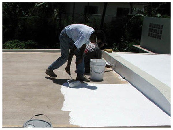 Coating Cast Concrete Epdm Roof Coatings Blog