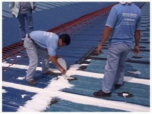 Roof Leaks Repairing