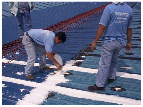 Fix Roof Leak elastomeric roof coatings | epdm roof coatings blog