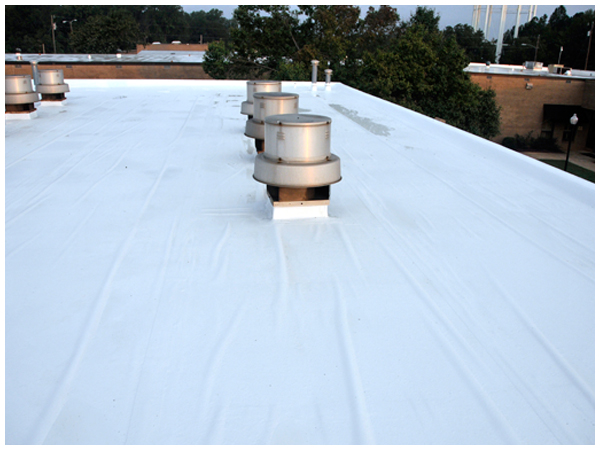 RV roofs need repair