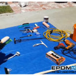 RV Roof Repair Materials