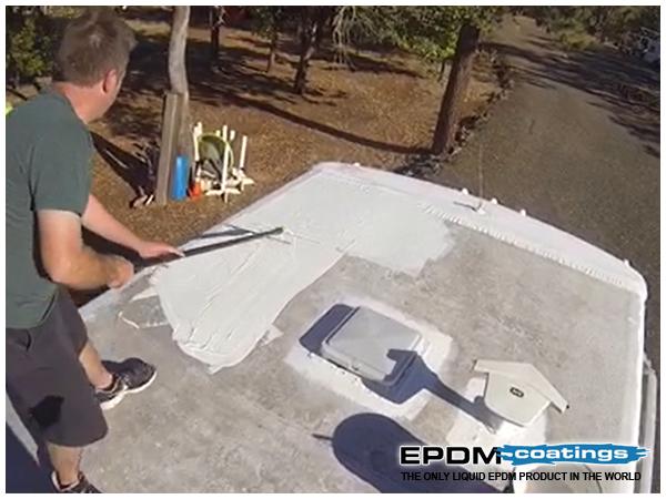 Rv Roof Repair Epdm Roof Coatings Blog