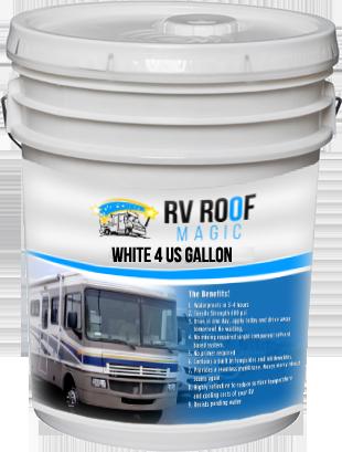 RV Roof Magic 4 Gallon