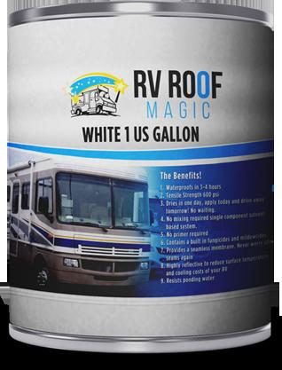 RV Roof Magic 1 Gallon