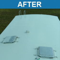 Rv Customer Testimonials Epdm Coatings Liquid Roof