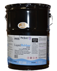 EPDM Liquid Rubber White 1 Gallon