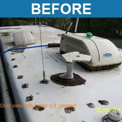 Liquid Roof RV Repair