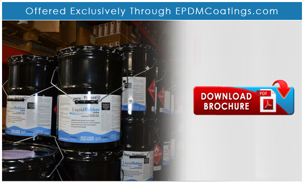 Liquid Rubber - Only Liquid Rubber EPDM Waterproof Sealant Roof