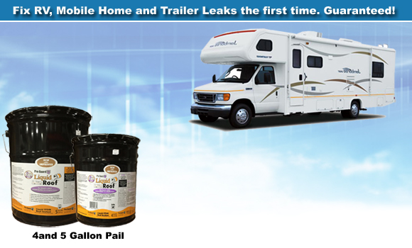 RV Roof Sealant