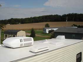 Rv Roof Repair Coatings To Fix Rv Roof Leaks Epdm Coatings