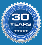 25 years history of success