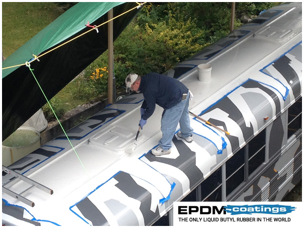 Photo Gallery Epdm Coatings Llc